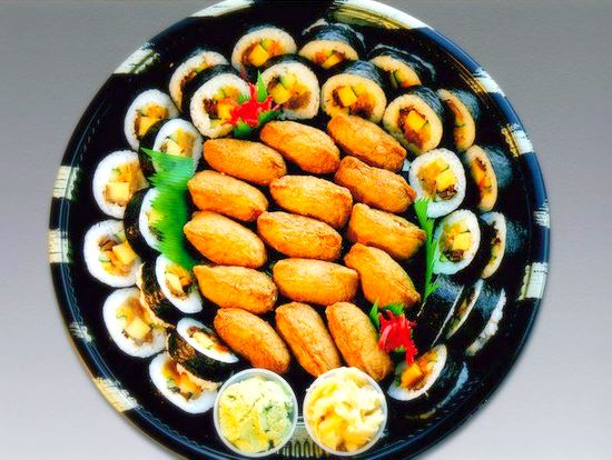 Sushi Plate #A